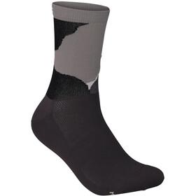 POC Essential Print Socken color splashes multi sylvanite grey